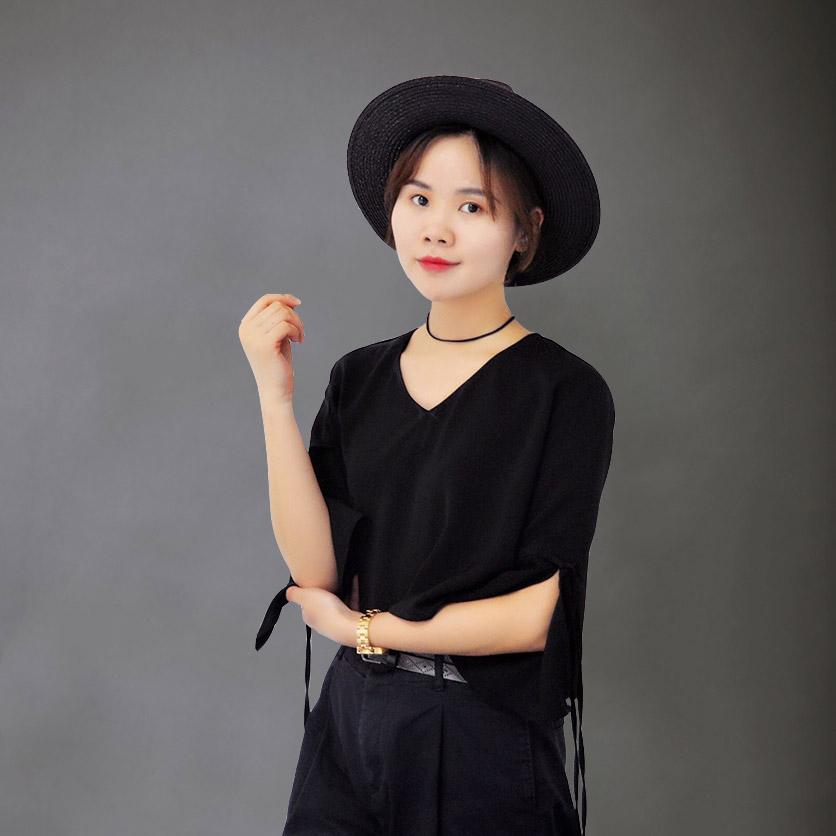 永恒情书大陆地区首席形象设计导师-Cici chuang